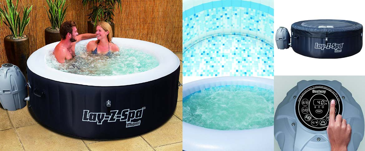 How To Choose The Best Inflatable Hot Tub We Review The Top 6
