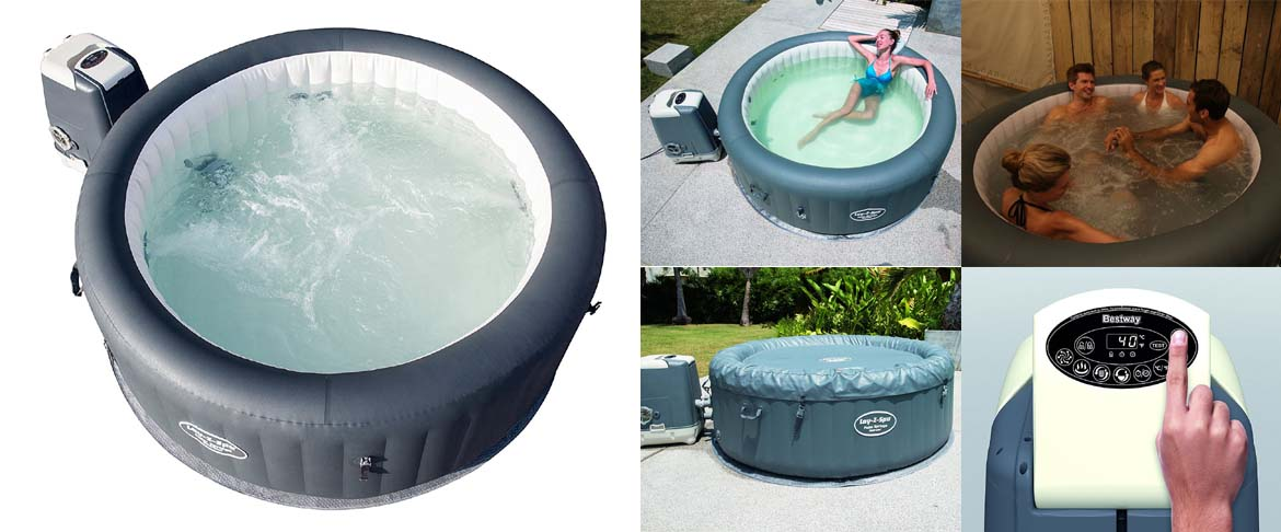 How To Choose The Best Inflatable Hot Tub – We Review The Top 6