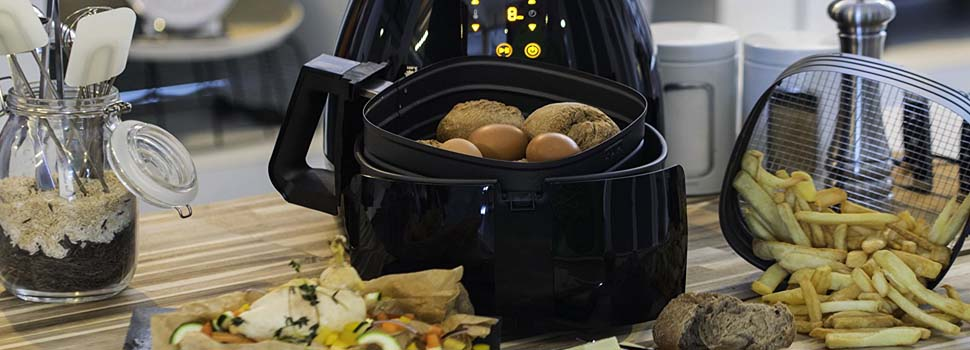The Best 6 Air Fryers Reviewed