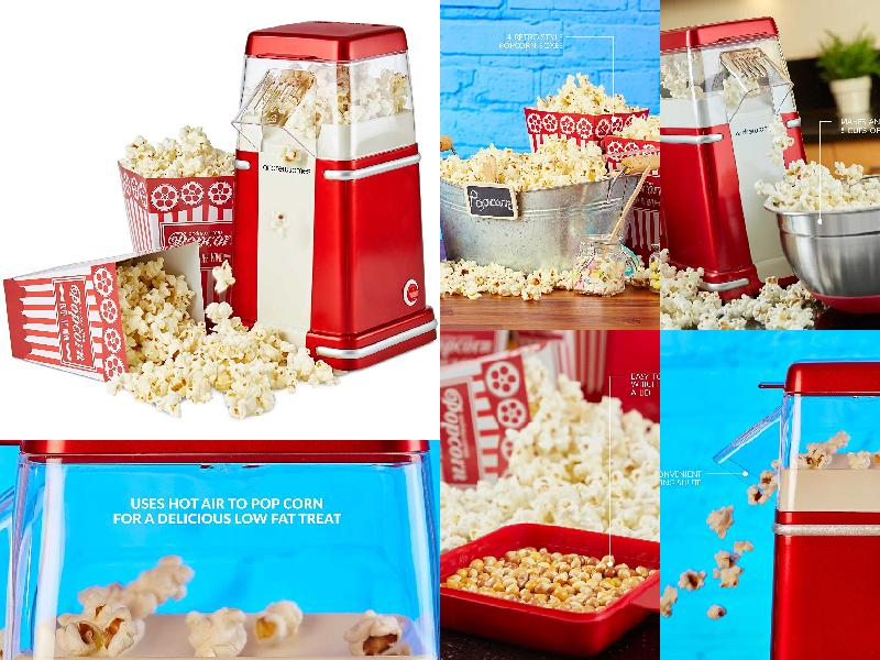 How To Choose The Best Popcorn Maker We Compare The Top 6