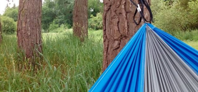 GeekHom Double Camping Hammock Review