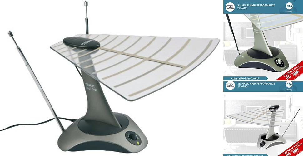 The Best Indoor Freeview Aerials Buyers Guide Specifications Info