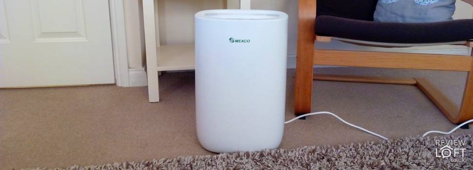 MeacoDry ABC Dehumidifier Review