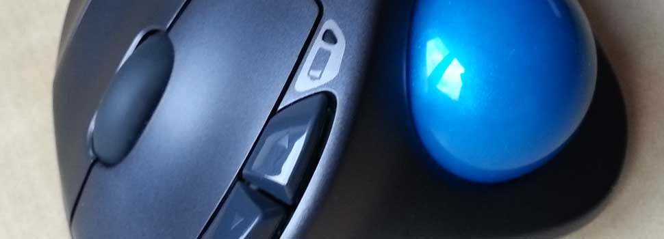Logitech M570 Wireless Trackball Mouse Review