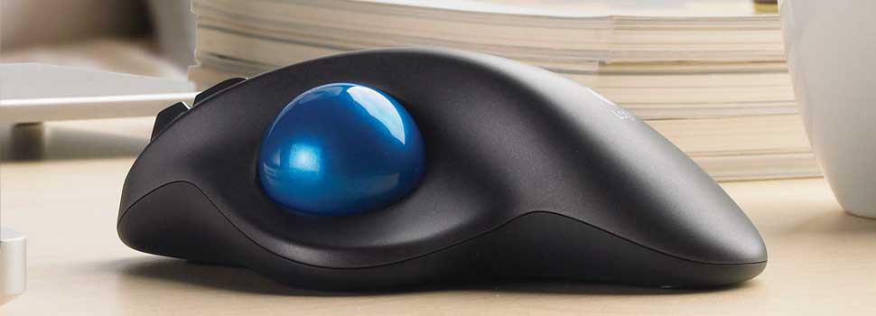 Logitech M570 Wireless Trackball Mouse Review