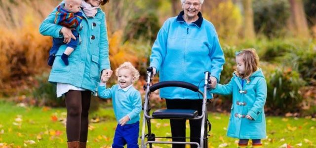 The Complete Guide to Zimmer Frames and Rollators