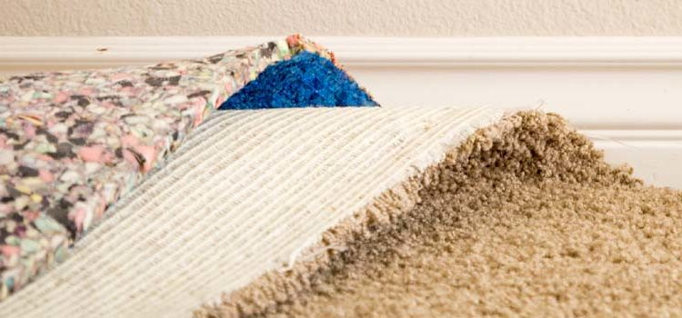 How To Choose Underlay for Carpet and Laminate Floors